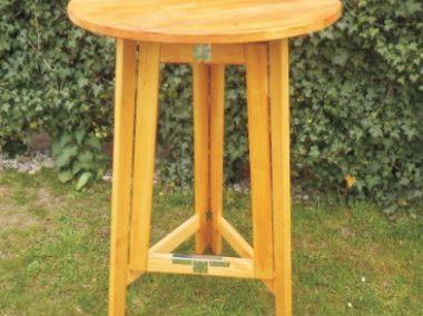 Barska miza zložljiva