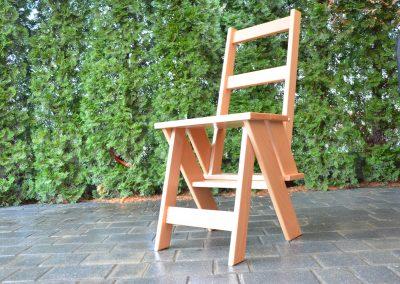 Stol – lestev
